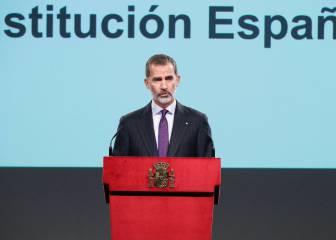 Felipe VI acepta la presidencia de honor de los Mundiales de Karate