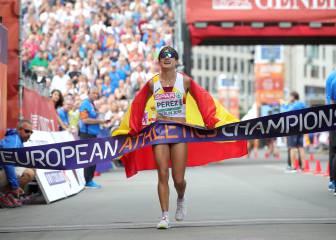 María Pérez gana el Trofeo al Atleta Español del Año