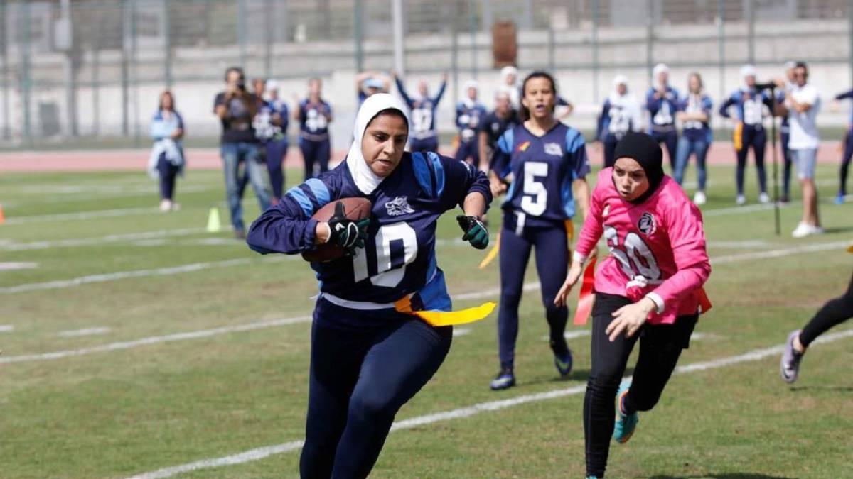 Futbol Americano Las Mujeres Tambien Quieren Jugar Al Futbol
