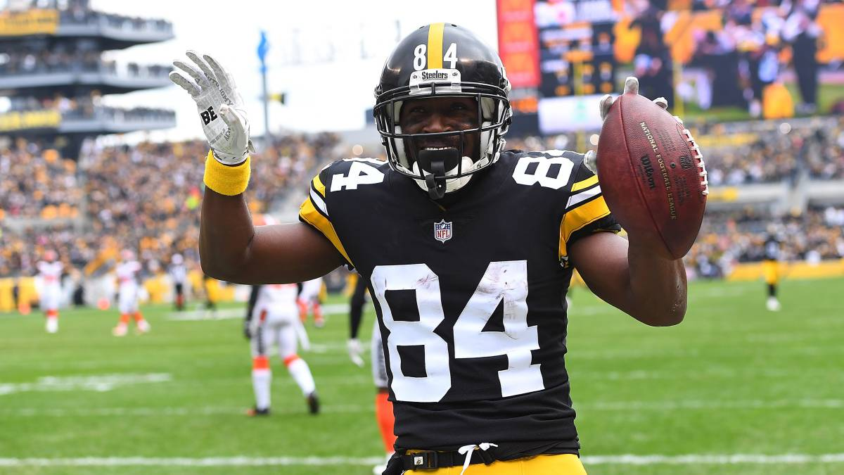 Las claves de la guerra entre Antonio Brown y los Steelers 2ad92124bde