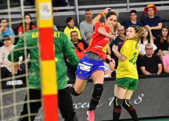 Las Guerreras se quedan con el Torneo Internacional de España