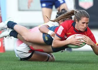 España gana a Fiyi y se mete en cuartos en Langford