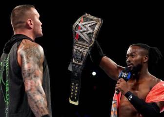Kingston defenderá su título ante Orton en SummerSlam