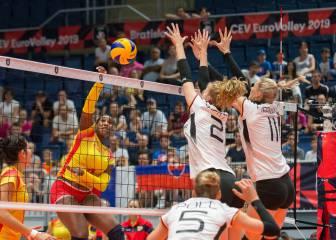España pierde ante Alemania el segundo partido del Europeo