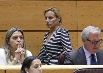 Marta Domínguez opta a una plaza en la Policía de Palencia 1