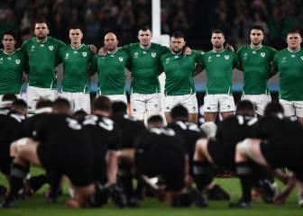 Nueva Zelanda - Irlanda en directo: Mundial de rugby 2019 en vivo 1