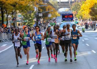 Maratón de Nueva York: la 49ª edición en imágenes