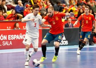 España solventa con trabajo el primer amistoso ante Japón