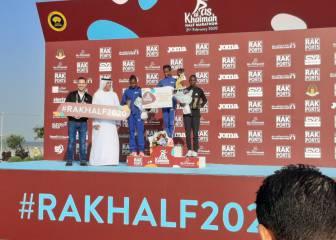 Ababel Yeshaneh bate el récord mundial de media maratón