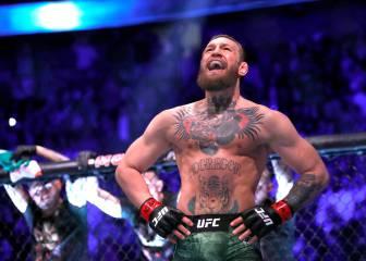 McGregor dona 1M? para luchar contra el coronavirus en Irlanda