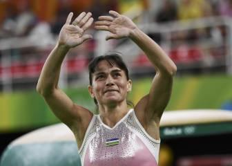 Chusovitina competirá en Tokio en 2021 a sus 45 años
