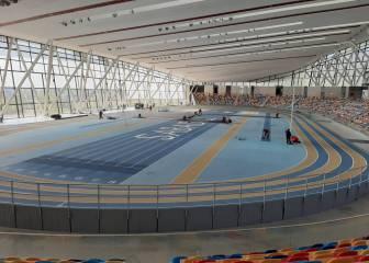 La pista cubierta de Sabadell será un hospital de campaña