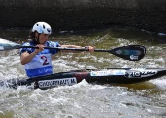 """Chourraut: """"La perseverancia me hace creer que puedo mejorar"""" 1"""