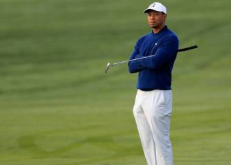 Tiger Woods dice que correr demasiado le destruyó el cuerpo