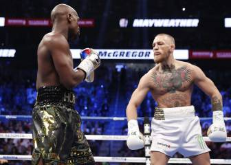 "La promesa de McGregor a Mike Tyson: ""Por mi vida, venceré a Floyd Mayweather"""