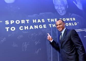 """20 años del discurso de Mandela: """"El deporte puede cambiar el mundo"""""""