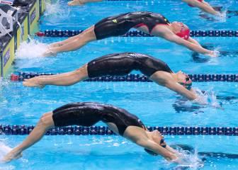 Nadadores en el limbo