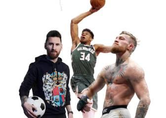 Los 25 deportistas mejor pagados de 2020