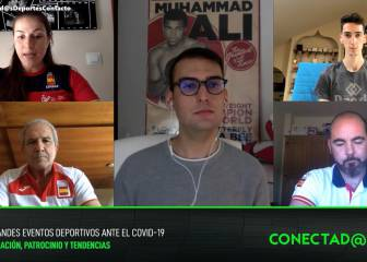 En directo: los deportes de contacto y el COVID, a debate
