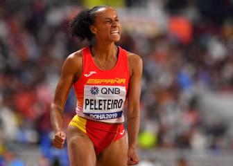 """Ana Peleteiro: """"Trabajo cada día para lograr ese oro olímpico"""""""