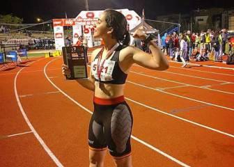 Fallece la atleta Claudia Hernández Rey a los 19 años en un accidente de tráfico