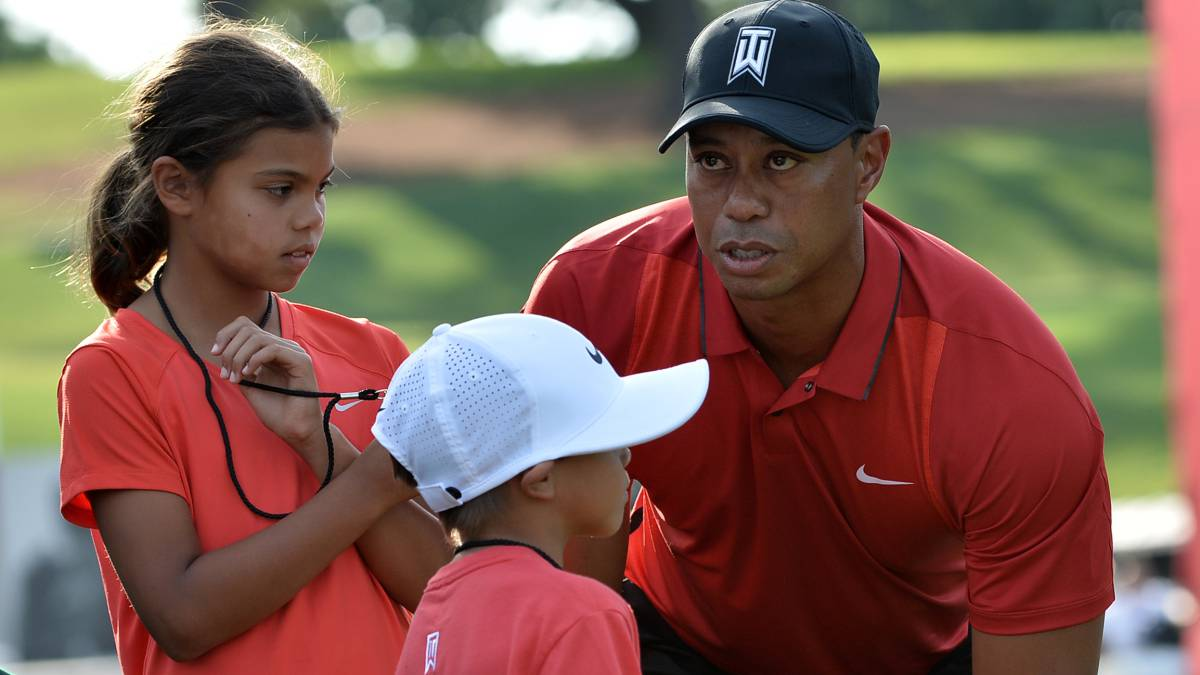 Tiger's-son-wins-a-9-hole-tournament-with-a-5-stroke-lead