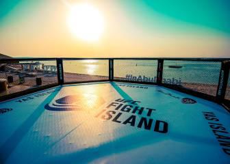 La UFC planea regresar a la Fight Island para final de mes