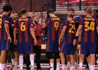 El Barça cumple el expediente en la visita al Zaporozhye