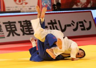 La Federación Internacional de Judo cancela el Grand Slam de Tokio por la COVID-19