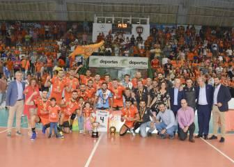 La Supercopa de España de Voleibol tendrá público