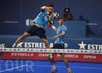 Sanyo Gutiérrez y Stupaczuk alcanzan su primera final