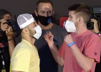 UFC Fight Island 5, en directo: sigue los duelos previos 1