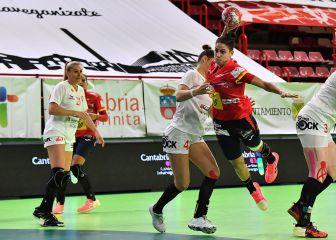 España - Rusia: TV, horario y cómo ver hoy el Europeo de balonmano femenino