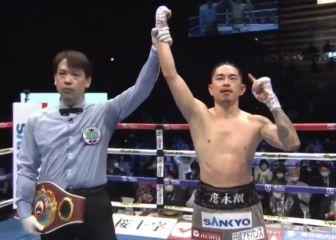 Ioka noquea a Tanaka y el récord de De la Hoya debe esperar