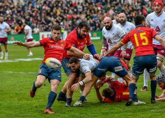 El rugby español comienza 2021 a pleno rendimiento