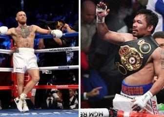 """""""Pacquiao podría dejar KO a McGregor en dos asaltos"""""""