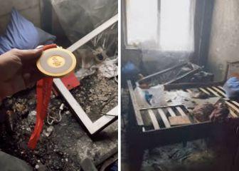 Una campeona olímpica quema su piso al perder el olfato por Covid-19