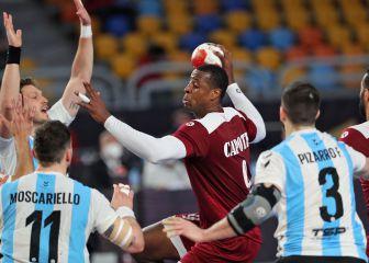 BALONMANO | MUNDIAL Suecia trata de redimirse ante al talento cubano de Qatar 1