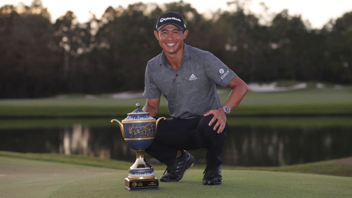 Collin-Morikawa-wins-the-tournament-and-remembers-Tiger-Woods
