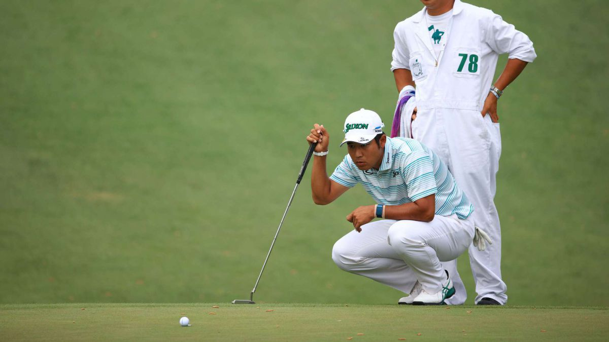 Matsuyama-solo-leader-to-the-final-day-of-the-Masters