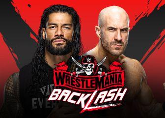 Reigns vs Cesaro, en vivo: WrestleMania Backlash 1
