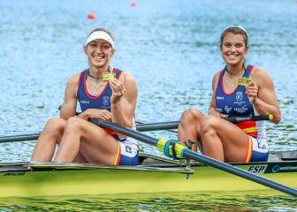 Remo | Aina Cid y Virginia Díaz se cuelgan el oro en Suiza 1