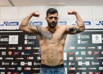 Acoidán Duque peleará en UAE Warriors el 19 de junio