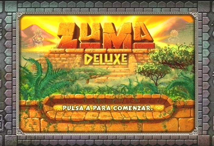 Imagenes De Zuma Deluxe Meristation