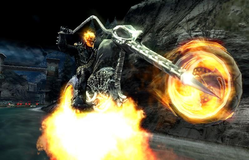 Imágenes De El Motorista Fantasma Ghost Rider Meristation