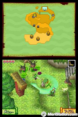 Imagenes De The Legend Of Zelda Phantom Hourglass Meristation