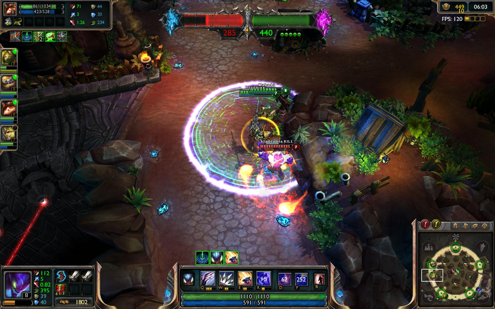 Imagenes De League Of Legends Meristation