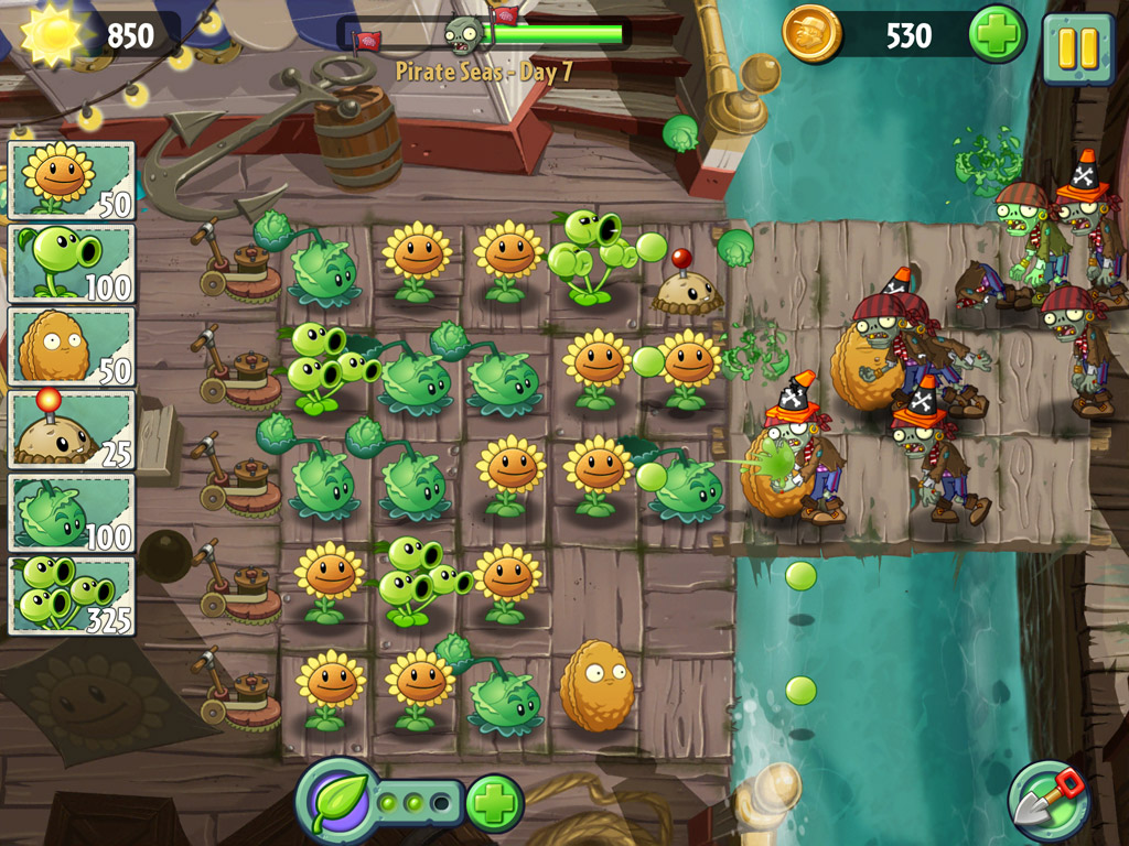 Imagenes De Plants Vs Zombies 2 It S About Time Meristation