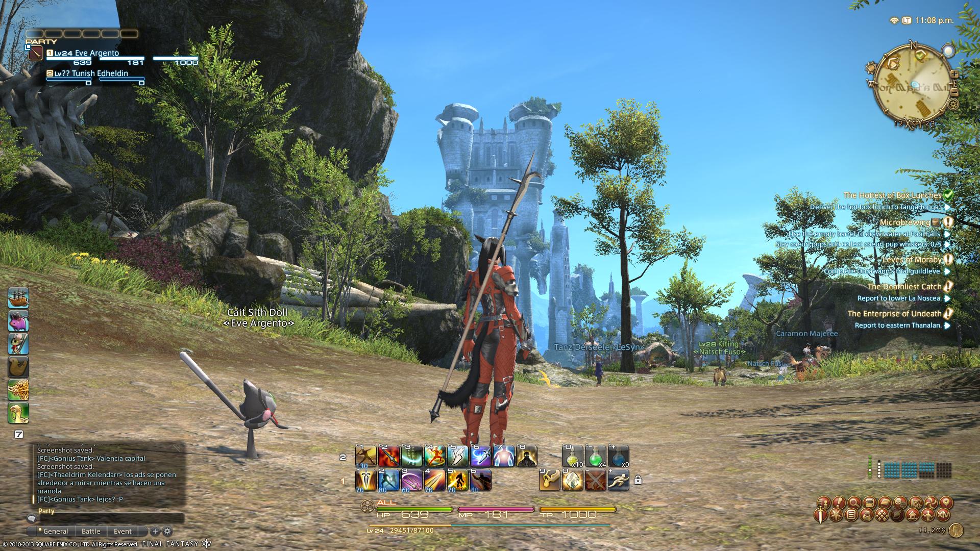 Imagenes De Final Fantasy Xiv A Realm Reborn Meristation