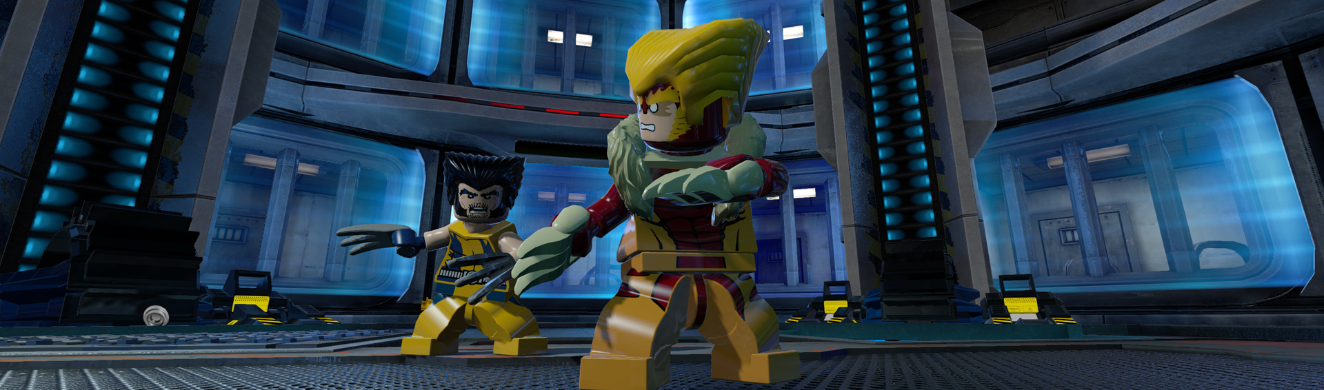 Imagenes De Lego Marvel Super Heroes Meristation